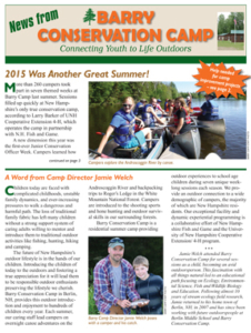 BCC Newsletter Cover