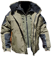 all season Virga jackets