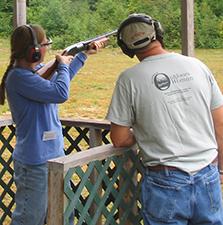 bow shotgun