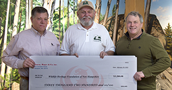 Ruger Donation Benefits WHFNH