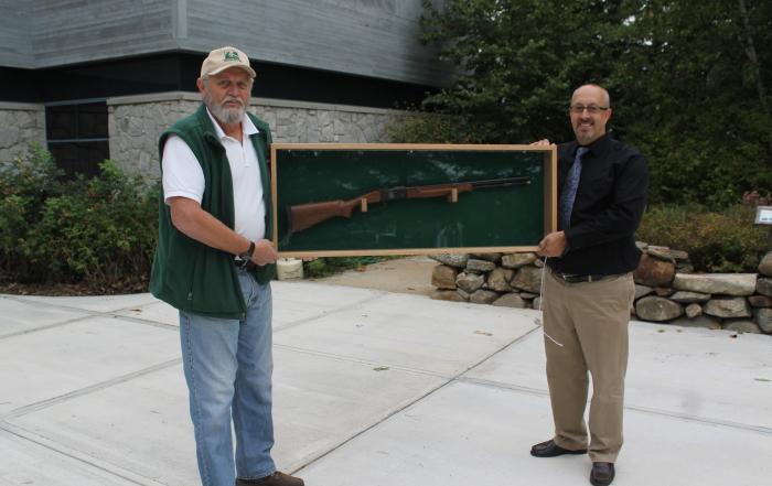 Commemorative Anniversary Rifle Winner Named