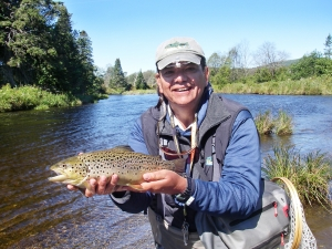 FREE Fly Fishing Lecture by Angus Boezeman