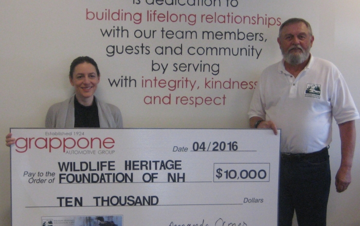 GRAPPONE AUTOMOTIVE GROUP DONATION